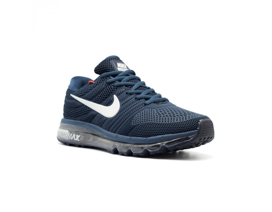 Мужские кроссовки Nike Air Max 2017 Navy