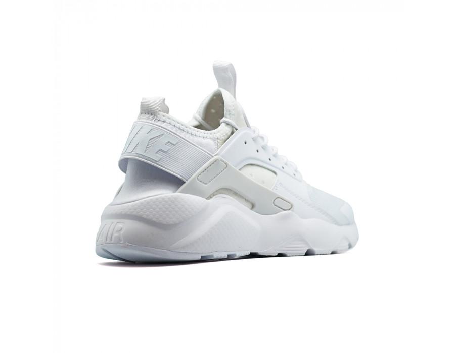 Женские кеды Nike Air Huarache Ultra белые