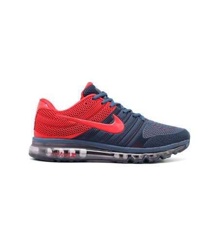 Мужские кроссовки Nike Air Max 2017 Navy-Red