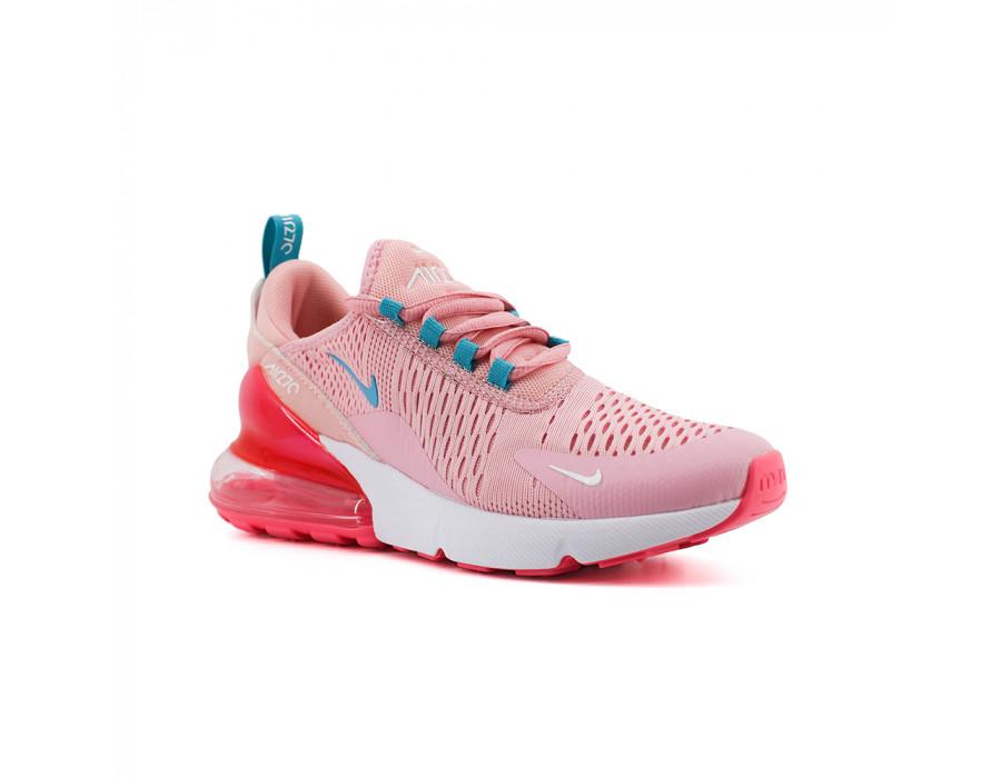 Купить женские кроссовки Nike Air Max 270 Pink за 5790 рублей!