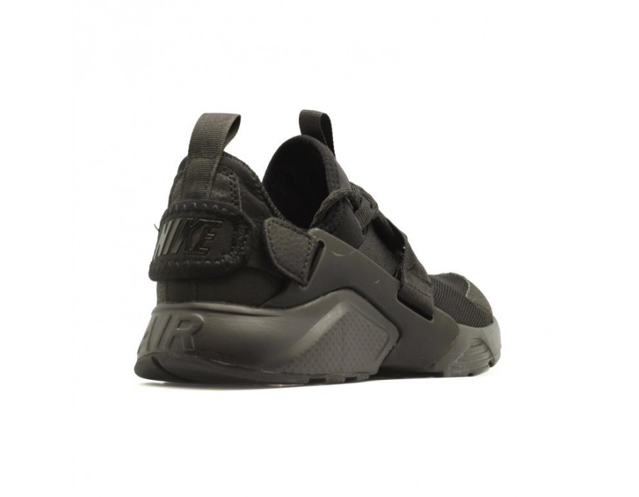 Женские кеды Nike Air Huarache X черные