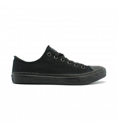 Мужские кеды Converse All Star ll Chuck Taylor Low Black черные