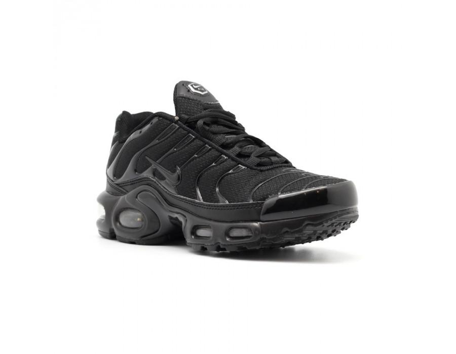 Женские кроссовки Nike Air Max Plus (TN) Total Black