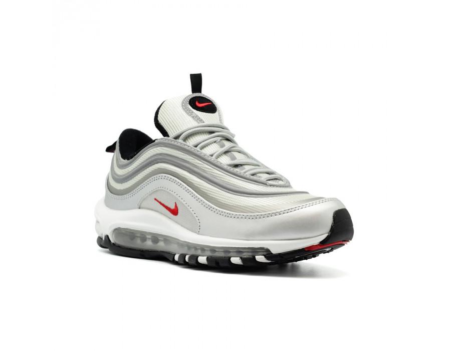 Мужские кроссовки Nike Air Max 97 Silver