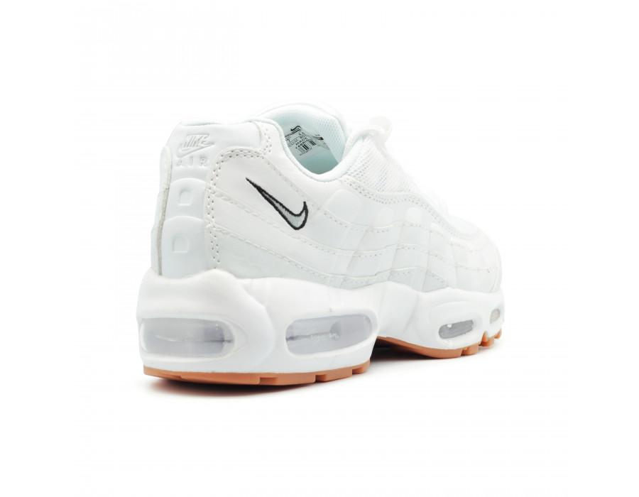 Женские кроссовки Nike Air Max 95 White 01