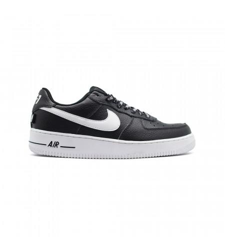 Купить Мужские кроссовки Nike Air Force AF-1 Low Black за 5990 рублей!