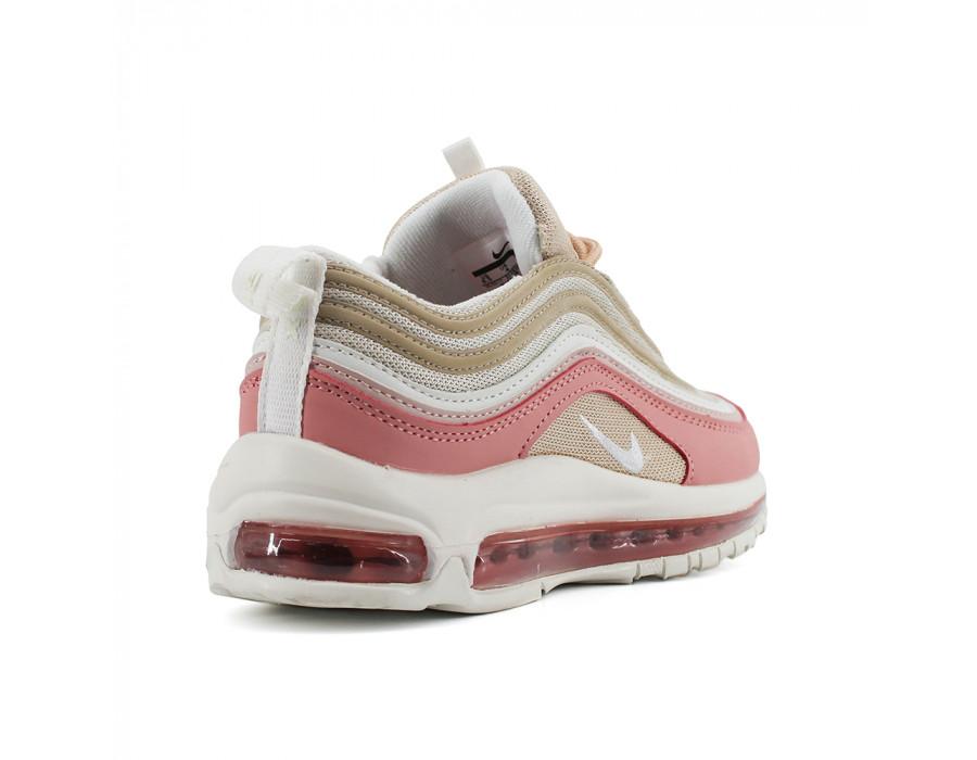 Купить женские кроссовки Nike Air Max 97 Leather Rose 17 за 5490 рублей!