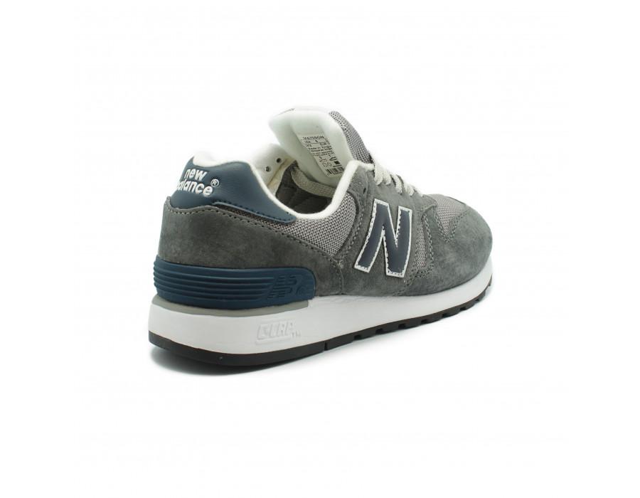 Женские кеды New Balance 670 Grey серые