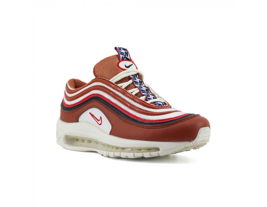 Купить женские кроссовки Nike Air Max 97 Caramel Leather за 5490 рублей!