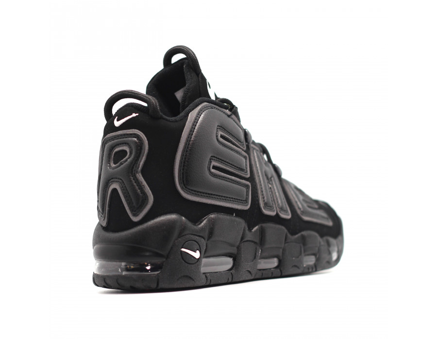 Мужские кроссовки Nike Air Max Uptempo 96 Total черные