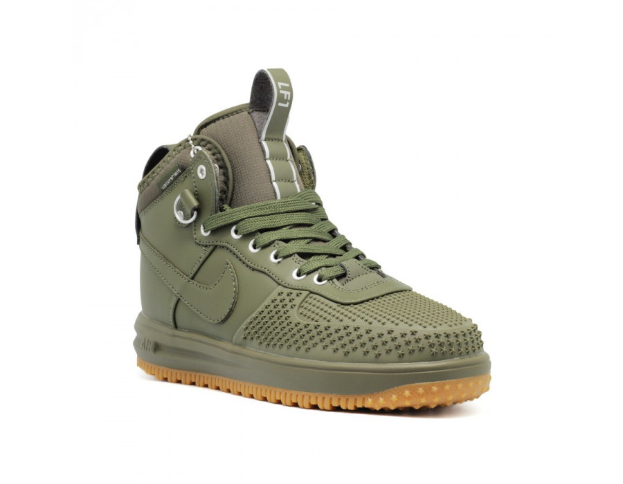 Мужские кроссовки Nike Lunar Force 1 DUCKBOOT Khaki Speck