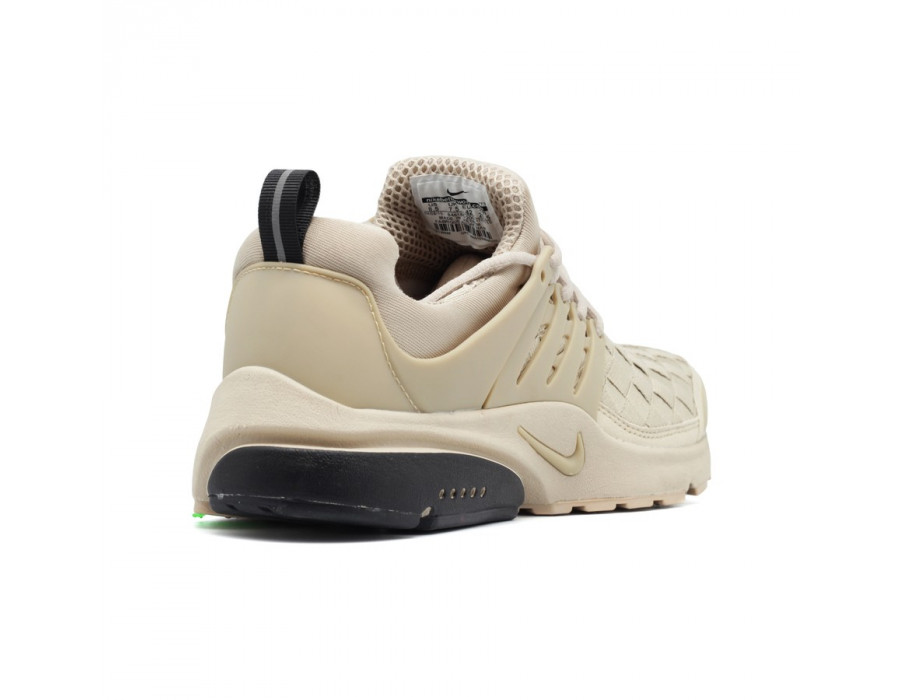Кеды мужские Nike Air Presto Woven Beige