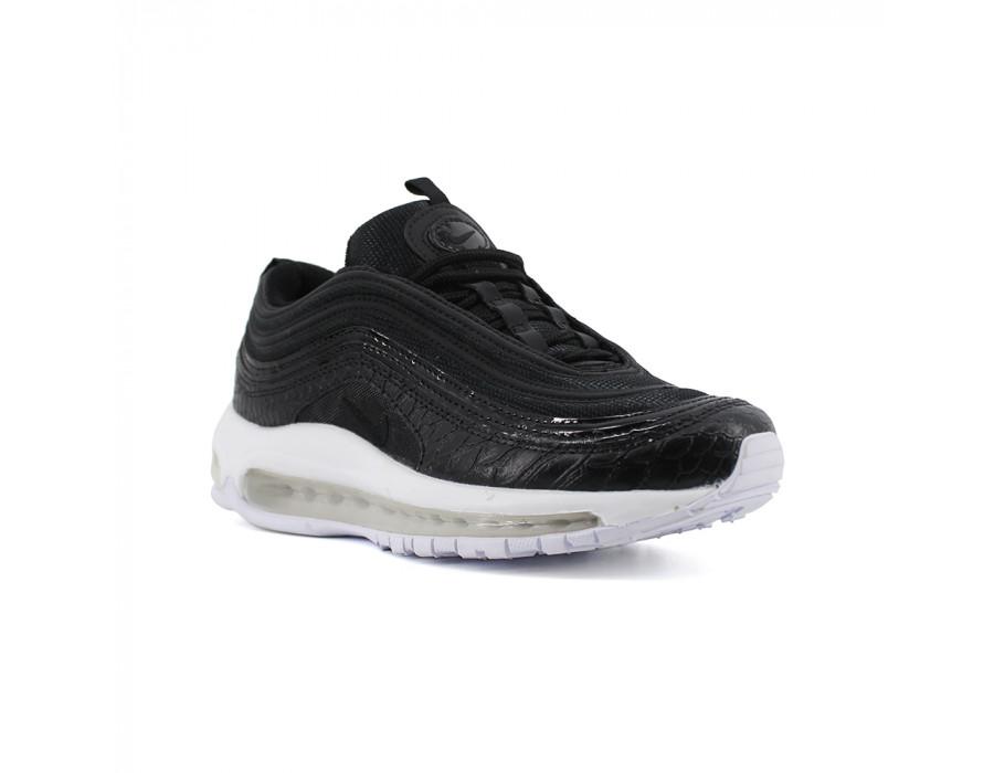 Купить женские кроссовки Nike Air Max 97 Black Snake за 5490 рублей!