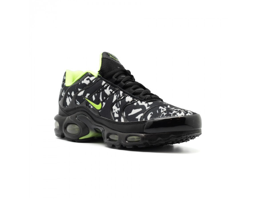 Мужские кроссовки Nike Air Max Plus (TN) Black-Camo