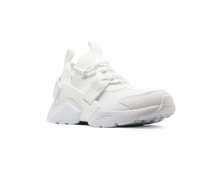 Мужские кеды Nike Air Huarache X белые