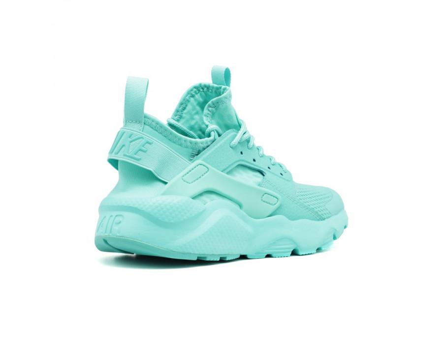 Женские кеды Nike Air Huarache Ultra мятные