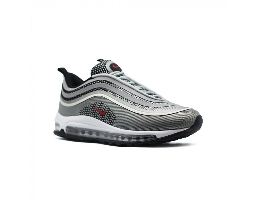 Купить Мужские кроссовки Nike Air Max Ultra 97 Silver Grey за 5490 рублей!