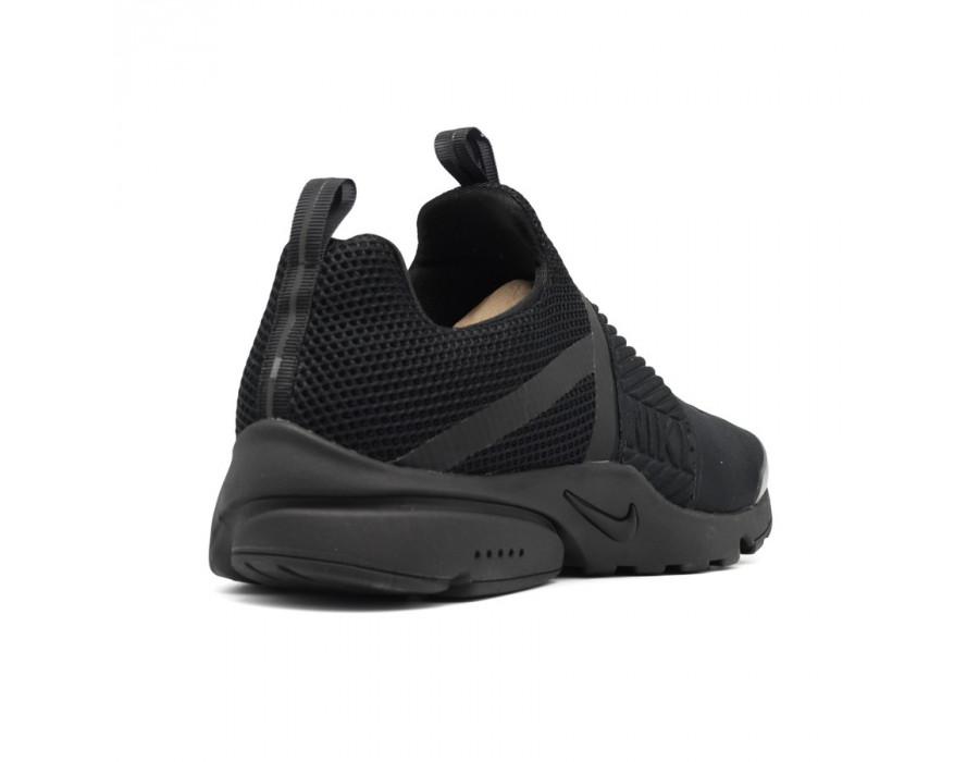 Мужские кеды Nike Air Presto черные