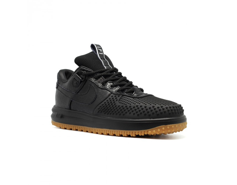 Мужские кроссовки Nike Lunar Force 1 Duckboot Low Men Black