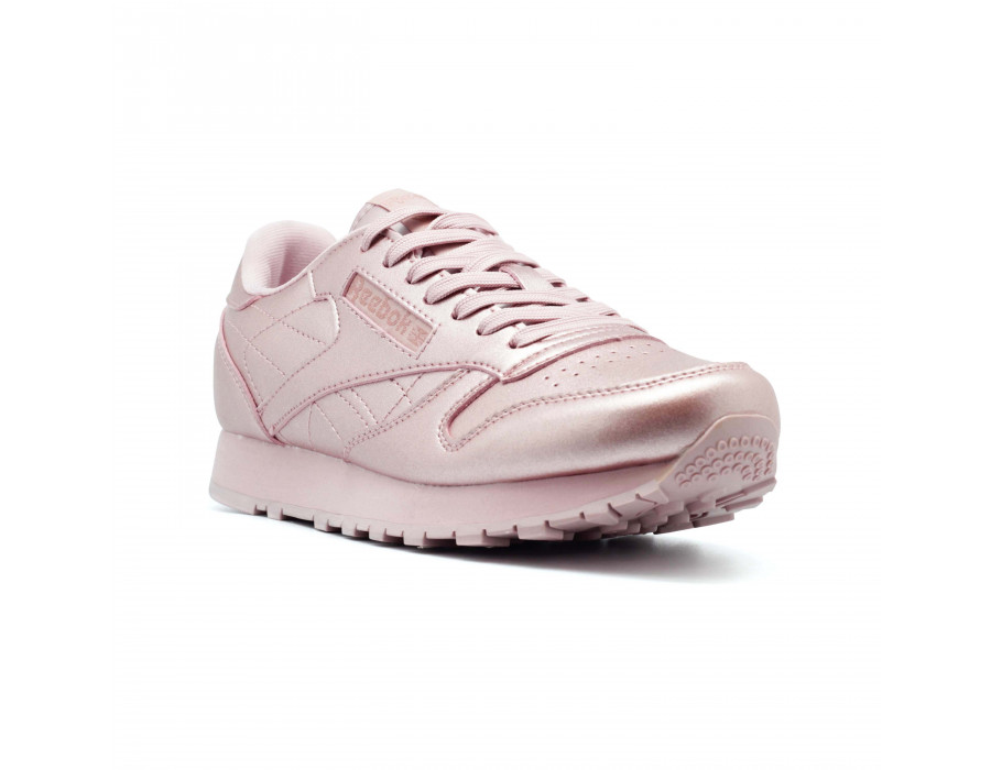 Reebok Classic Leather Pearlized Pink
