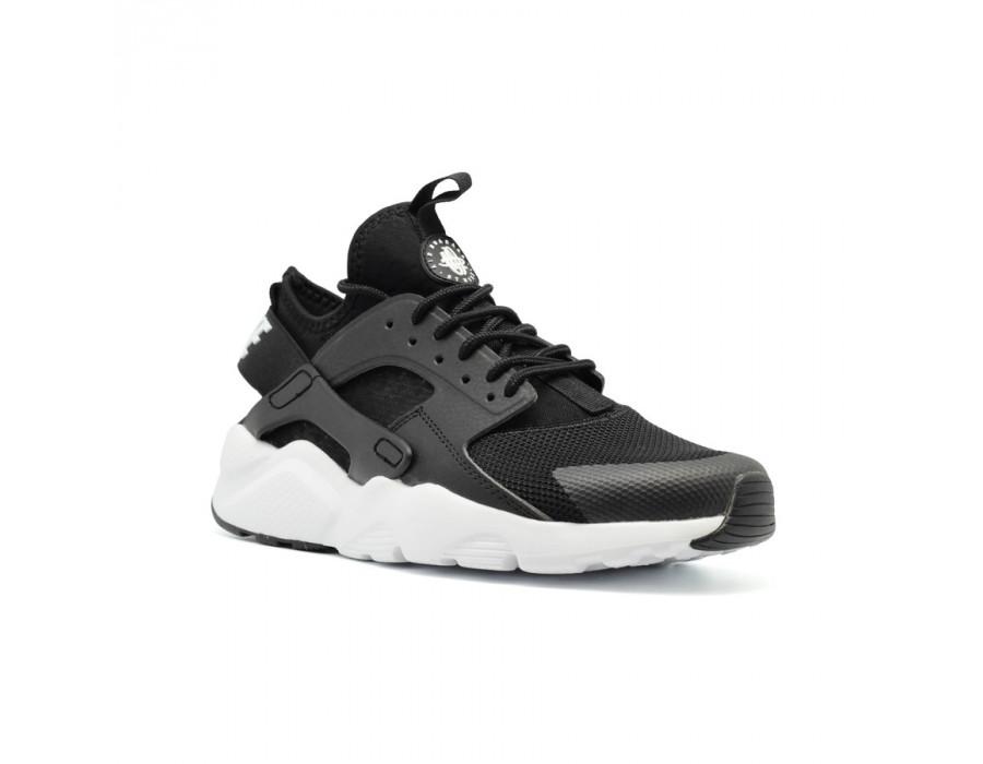 Женские кеды Nike Air Huarache 2017 White Black