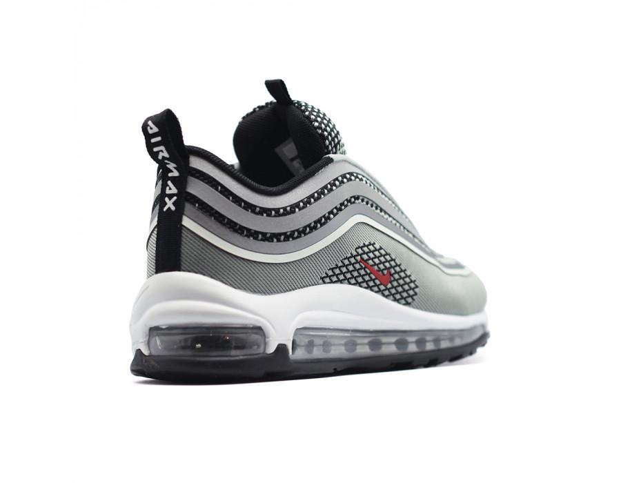 Купит Женские кроссовки Nike Air Max Ultra 97 Silver Grey за 5490 рублей!