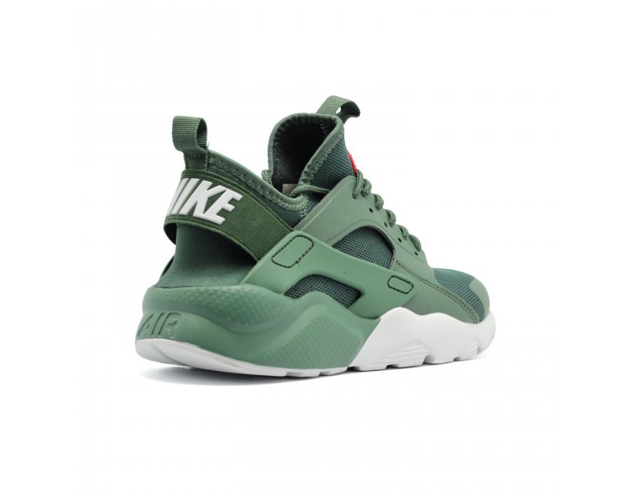 Мужские кроссовки Nike Air Huarache Ultra Green