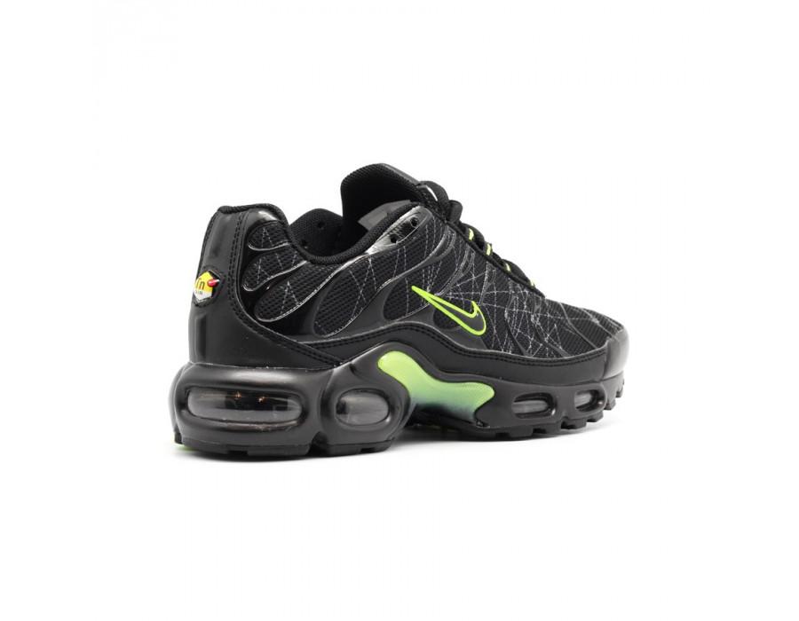Женские кроссовки Nike Air Max Plus (TN) Green-Black