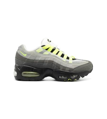 Женские кроссовки Nike Air Max 95 Triple Grey Green