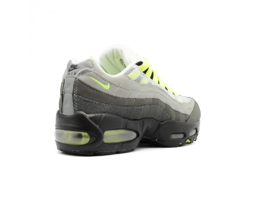 timeless design c4d17 cfa07 Женские кроссовки Nike Air Max 95 Triple Grey Green