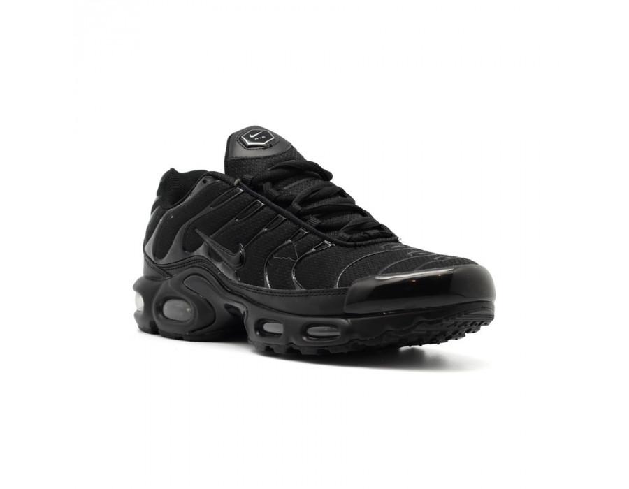 Мужские кроссовки Nike Air Max Plus (TN) Total-Black 2