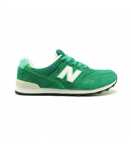 New Balance Женские 996 Green-White