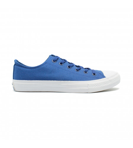 Мужские кеды Converse All Star ll Chuck Taylor Low Blue голубые