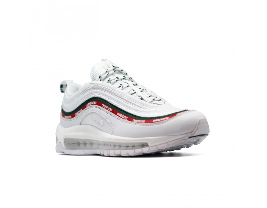 Мужские кеды Nike Air Max 97 белые