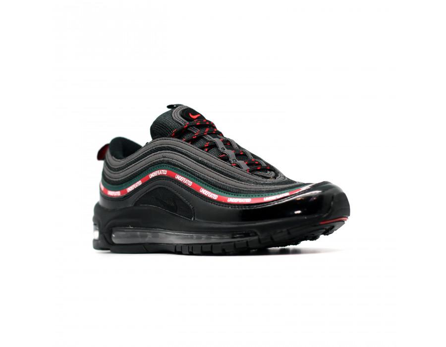 Мужские кеды Nike Air Max 97 черные