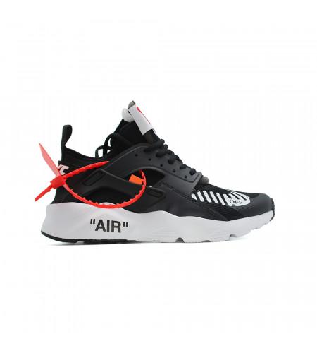Купить Мужские кроссовки Nike Air Huarache Ultra x OFF White Black-White за 6790 рублей!
