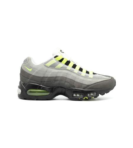 Мужские кроссовки Nike Air Max 95 Grey-Green