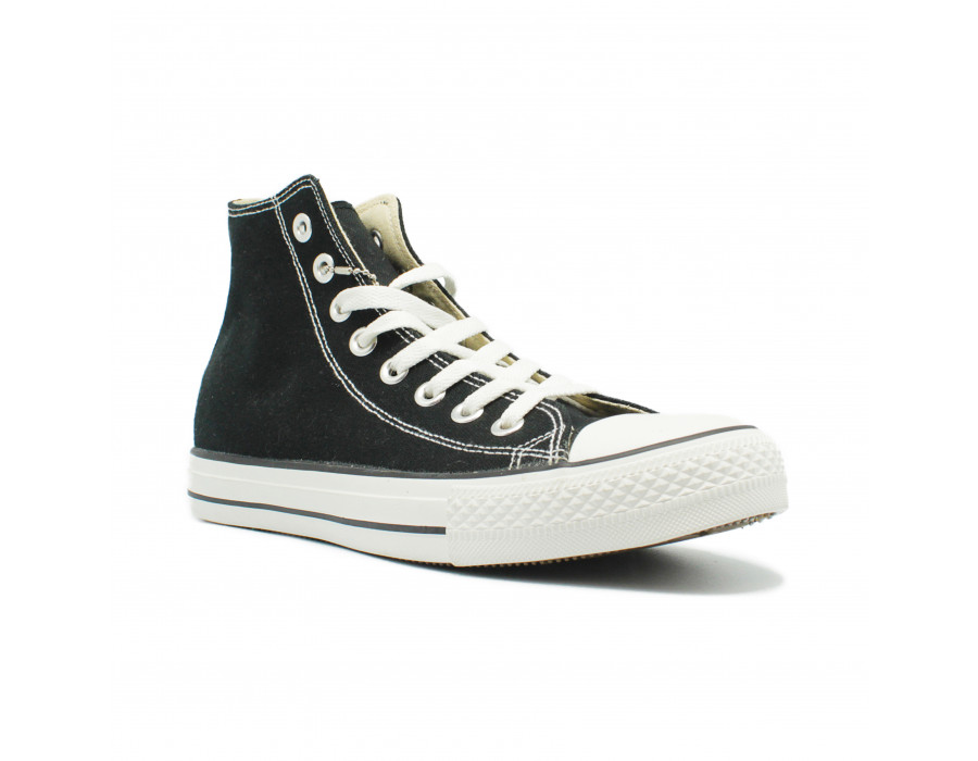Мужские кеды Converse All Star Chuck Taylor High Black-White черно белые