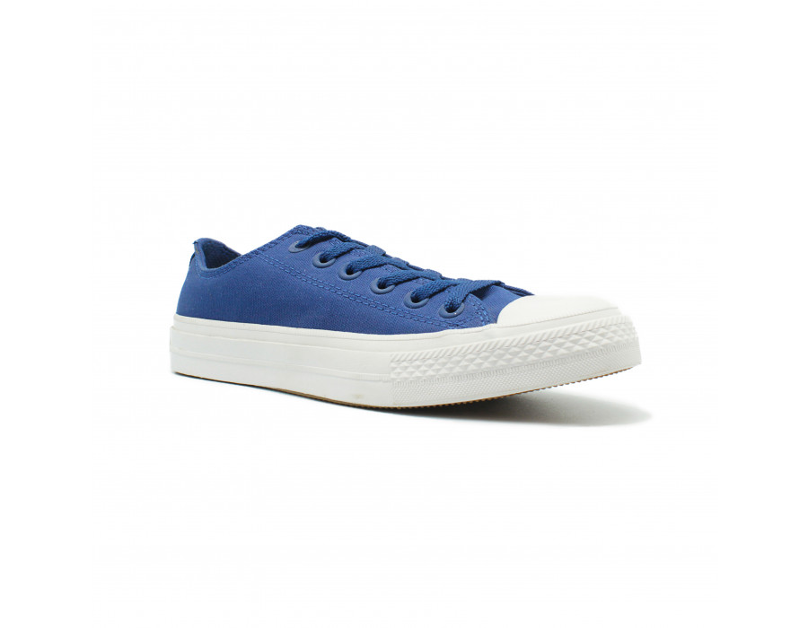 Женские кеды Converse All Star ll Chuck Taylor Low Navy синии