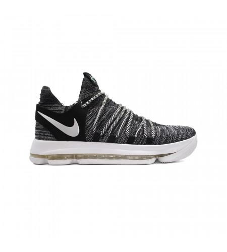 Мужские кеды Nike Zoom KDX ID Grey серые