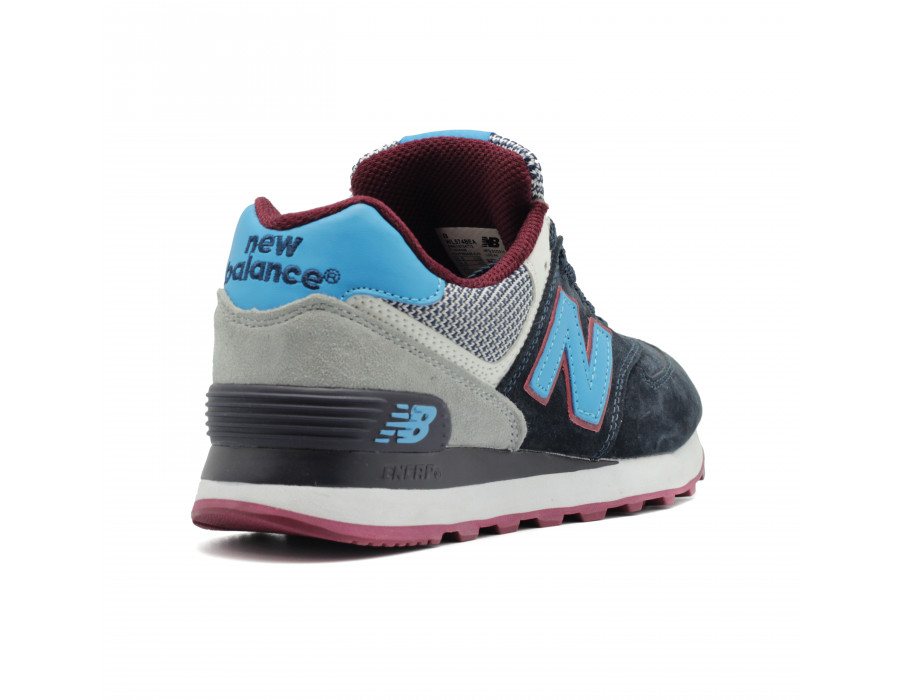 New Balance Женские 574 Outside In Navy 2 R