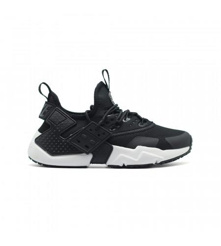 Женские кроссовки Nike Air Huarache Drift Black-White черные