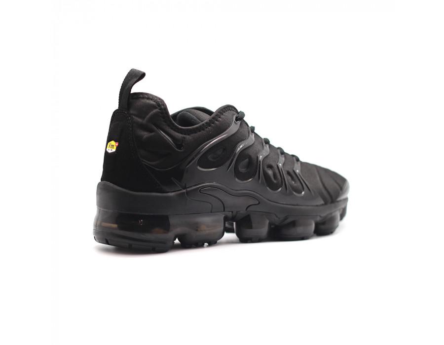 Купить Мужские кроссовки Nike Air Max Plus (TN) Total Black недорого!