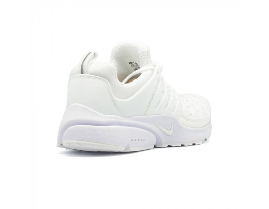 Мужские кроссовки Nike Air Presto Woven White - BeInKeds.ru