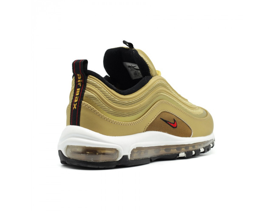 Женские кроссовки Nike Air Max 97 Gold