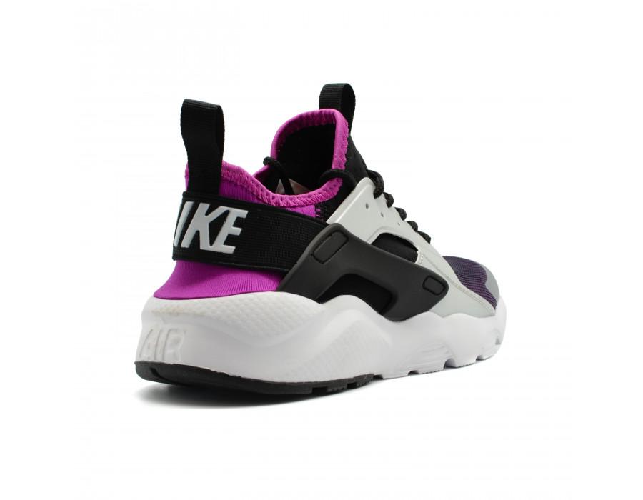 Купить Женские кроссовки Nike Air Huarache Ultra Volt-Purple Dynasty 4990 рублей