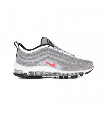 Мужские кеды Nike Air Max 97 LX серые