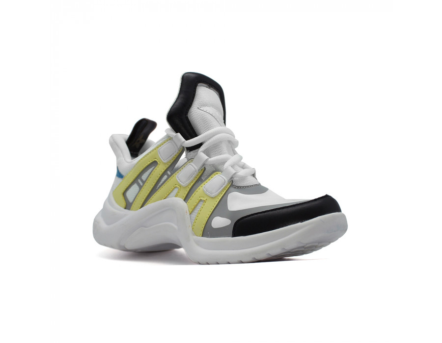 Louis Vuitton Archlight Sneakers Yellow Multicolor за 8990 рублей!