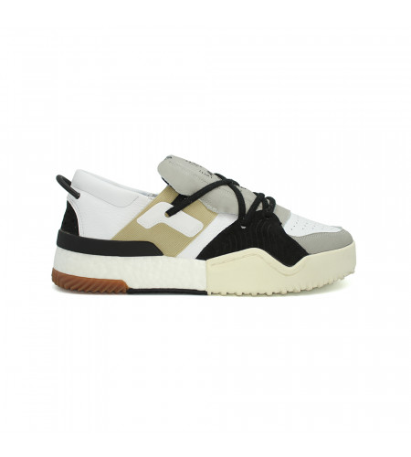 Купите в 1 клик Кроссовки мужские Adidas x Alexander Wang Low Top Basketball Grey beinkeds.ru