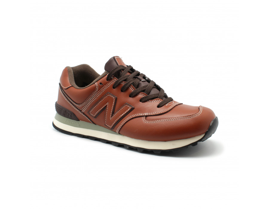 New Balance Мужские 1400 Leather Brown